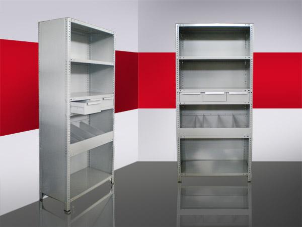 Estanterias metalicas sistemas de almacenaje bolivia - Estanterias metalicas diseno ...